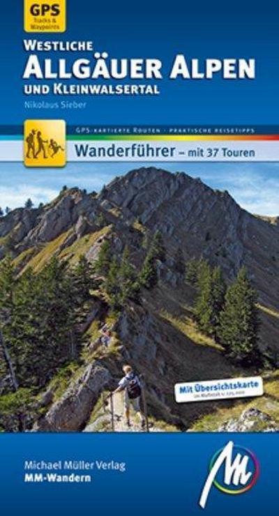 Westallgäu MM-Wandern; Wanderführer mit GPS-Daten   ; MM-Wandern; Deutsch;