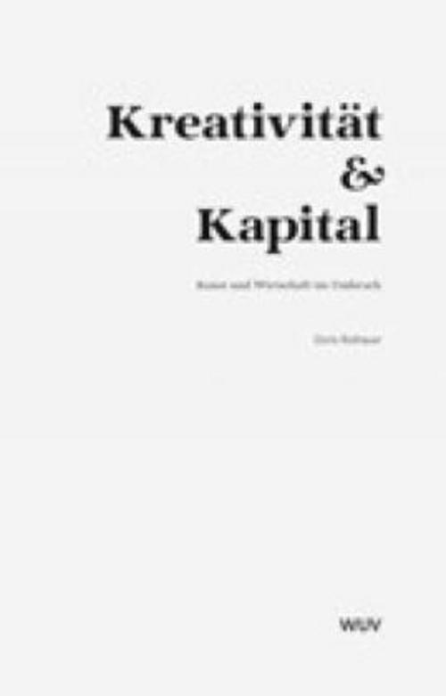 Kreativität & Kapital Doris Rothauer