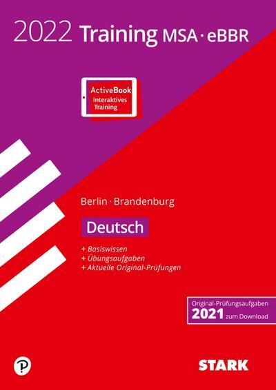 STARK Training MSA/eBBR 2022 - Deutsch - Berlin/Brandenburg