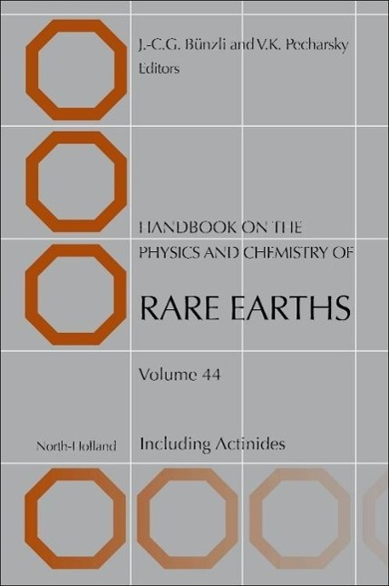 Handbook on the Physics and Chemistry of Rare Earths 44 Jean-Claude Bunzli