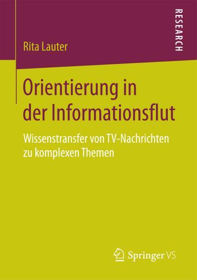 Orientierung in der Informationsflut