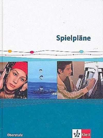 Spielpläne Oberstufe Schülerbuch