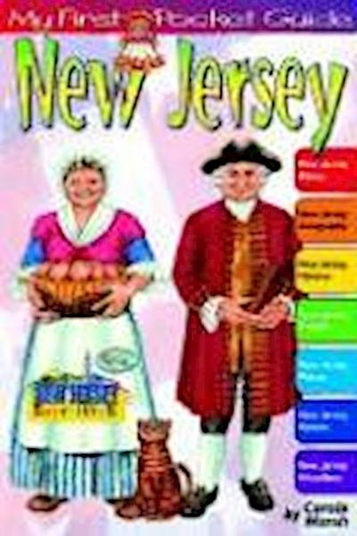 My First Pocket Guide to New Jersey!