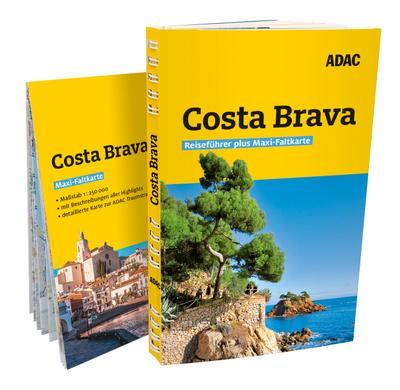 ADAC Reiseführer plus Costa Brava und Barcelona
