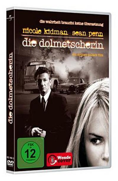 Die Dolmetscherin, 1 DVD, deutsche u. englische Version