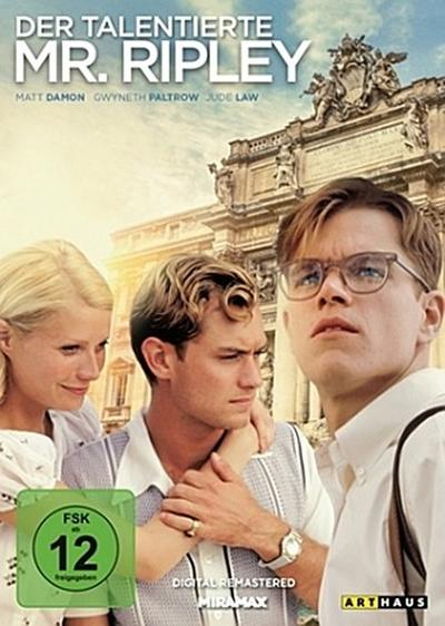 Der talentierte Mr. Ripley. Digital Remastered