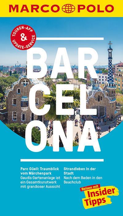 MARCO POLO Reiseführer Barcelona