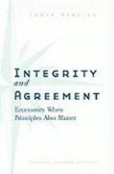 Integrity and Agreement