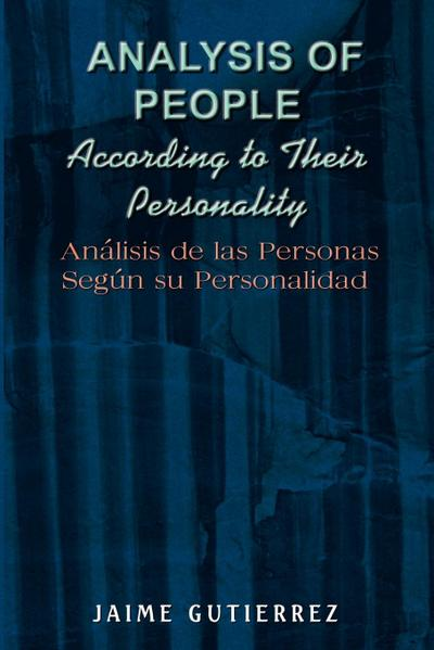 Analysis of People According to Their Personality