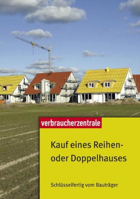 Kauf eines Reihen- oder Doppelhauses Peter Burk