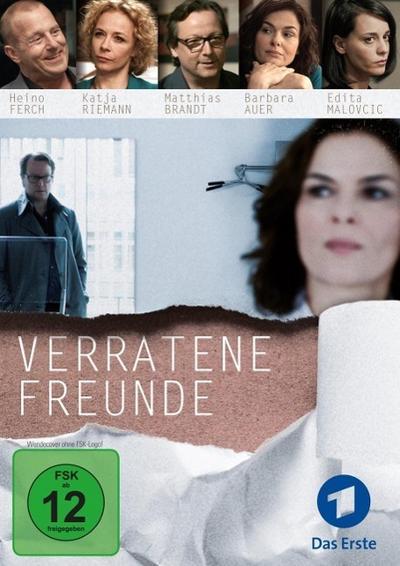 Verratene Freunde, 1 DVD