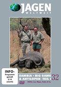 Sambia - Big Game und Antilopen Teil 1