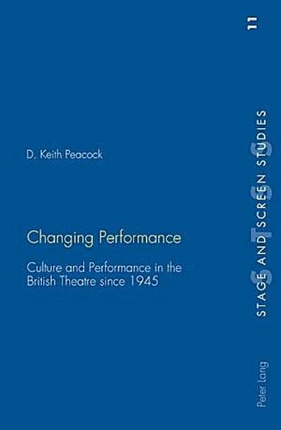 Changing Performance