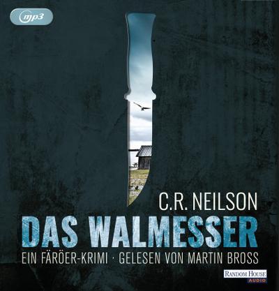 Das Walmesser; Ein Färöer-Krimi; Übers. v. Thiele, Ulrich; Deutsch