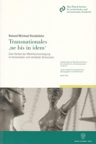 Transnationales 'ne bis in idem'
