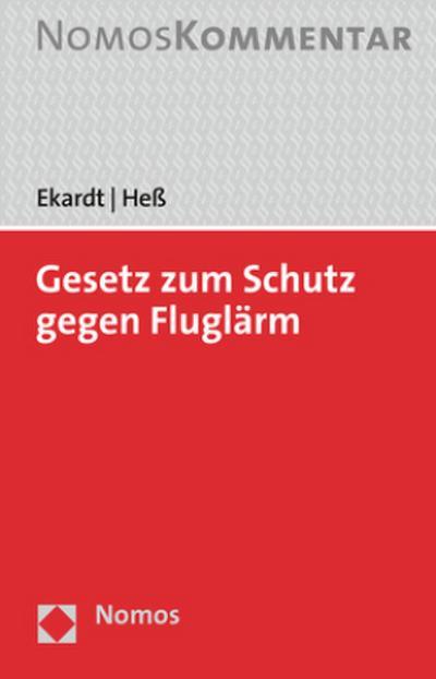 Gesetz zum Schutz gegen Fluglärm