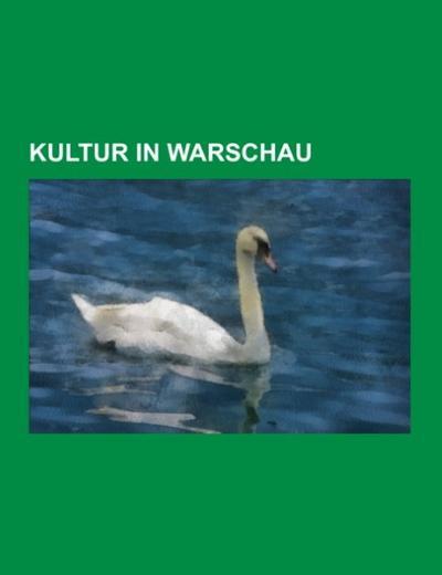 Kultur in Warschau