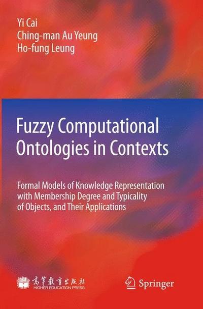 Fuzzy Computational Ontologies in Contexts