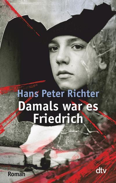 Damals war es Friedrich: Roman (dtv pocket)