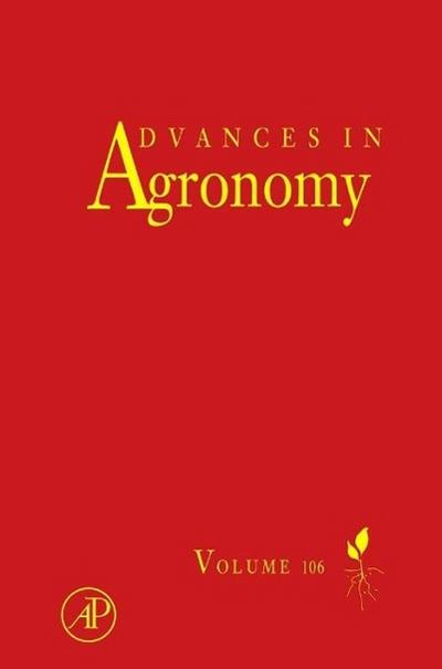 Advances in Agronomy - Volume 106