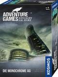 Adventure Games - Die Monochrome AG (Spiel)
