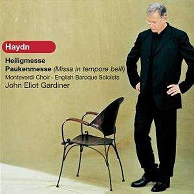 Heiligmesse/Paukenmesse(Missa In Tempore Belli)