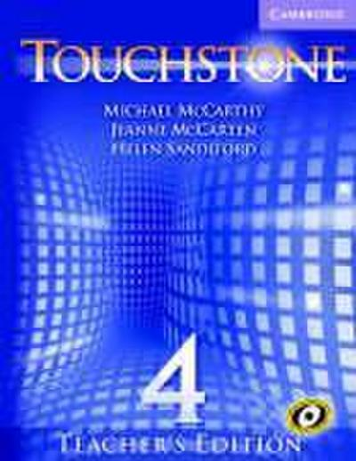 Touchstone Teacher's Edition 4 with Audio CD