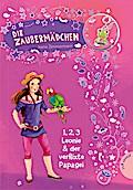 Die Zaubermädchen, Band 5: Die Zaubermädchen, 1, 2, 3 Leonie & der verflixte Papagei   ; Die Zaubermädchen 50351; Ill. v. Krämer, Marina; Deutsch; mit schwarz-weiß Illustrationen -
