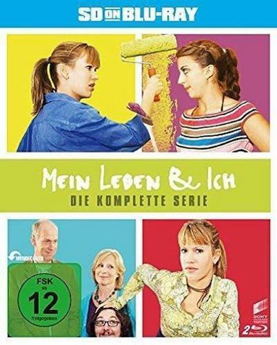 Mein Leben Und Ich - Komplettbox, 2 Blu-ray (SD on Blu-ray)