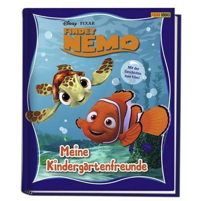 Disney Findet Nemo: Kindergartenfreundebuch - Meine Kindergartenfreunde