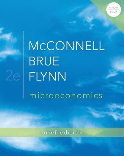 Loose Leaf Version of Microeconomics Brief Edition with Connect Access Card