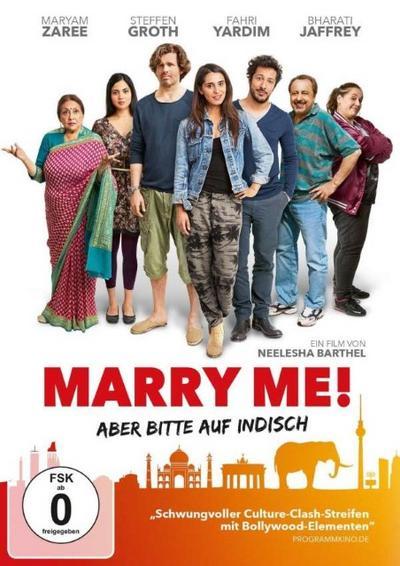 Marry Me - Aber bitte auf Indisch