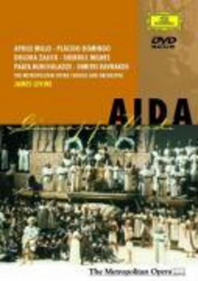 Aida. Klassik DVD-Video