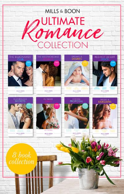 Ultimate Romance Collection (Mills & Boon e-Book Collections)