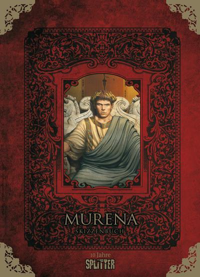 Murena - Skizzenbuch