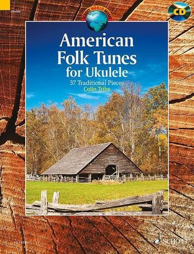 American Folk Tunes for Ukulele