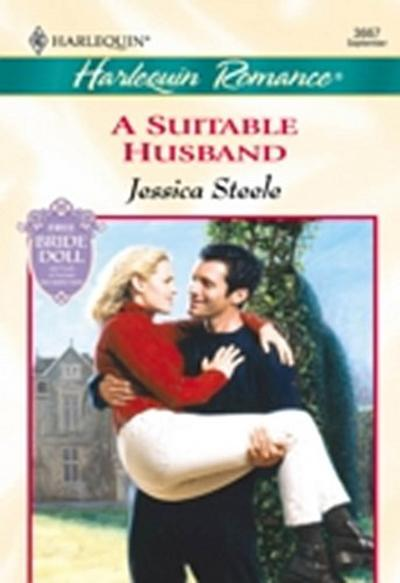 Suitable Husband (Mills & Boon Cherish)