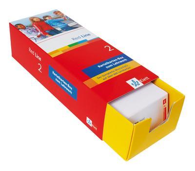 Red Line Klasse 6, Karteikarten-Box zum Lehrwerk