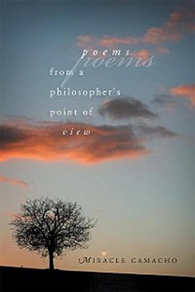 Poems from a Philosopher's Point of View