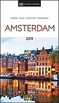 DK Eyewitness Travel Guide Amsterdam 2019
