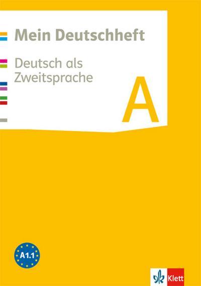 Mein Deutschheft. Deutsch als Zweitsprache. Klasse 5-10 Lehrerband mit Audio-CD