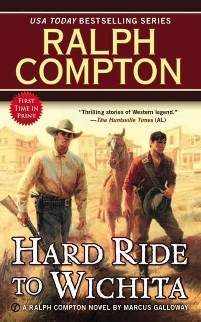 Ralph Compton Hard Ride to Wichita