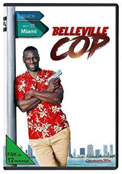 Belleville Cop, 1 DVD