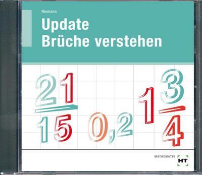 Lehrer-CD Update Brüche verstehen