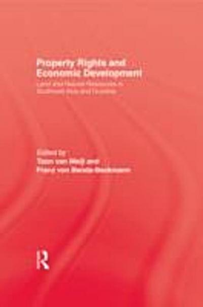 Property Rights & Economic Development
