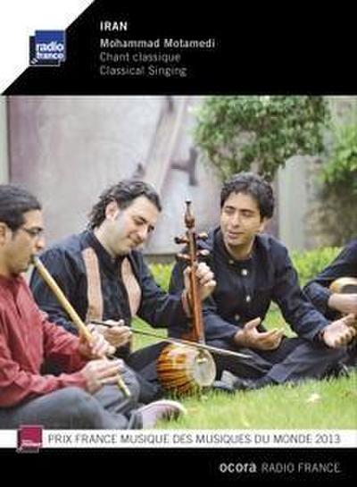 Iran-Traditionelles Singen