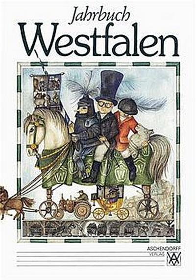 Jahrbuch Westfalen 2002