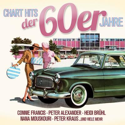 Stars & Hits der 60er Jahre, 3 Audio-CDs