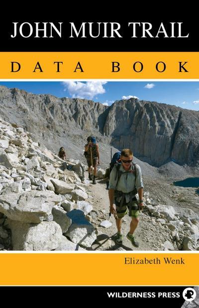 John Muir Trail Data Book