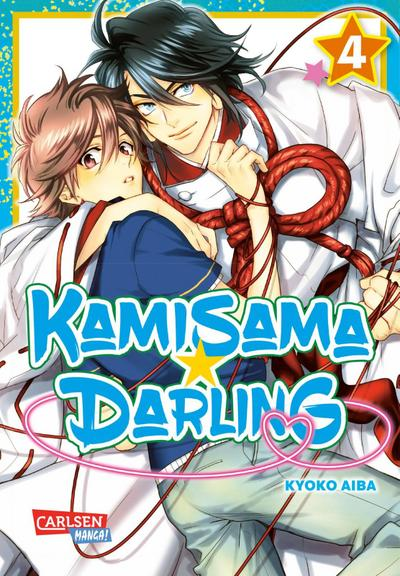 Kamisama Darling 4